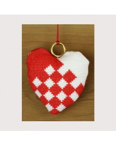 Weaved heart