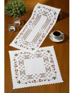 Table-napkin Hardanger