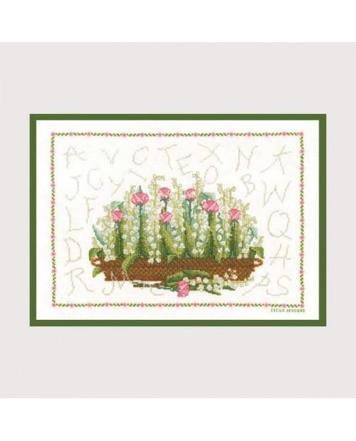 May lily basket