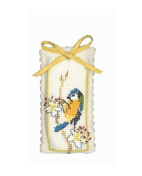 Lavender sachet honey bird