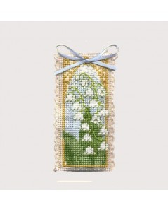 Lavender sachet Lily of the Valley