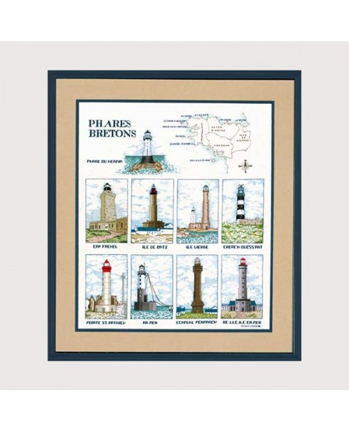 Breton lighthouses