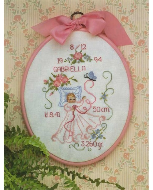 Born/ Gabriella /pink