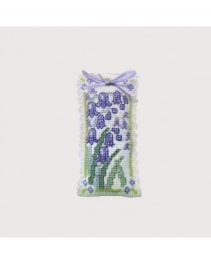 Lavender sachet Bluebells
