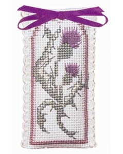 Lavender sachet ancient thistle
