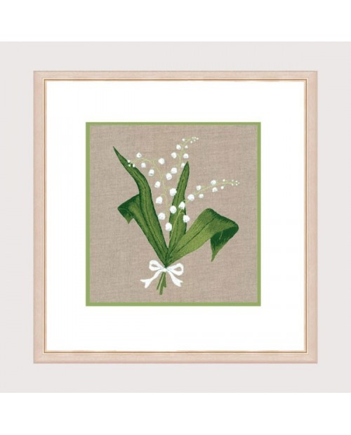 Lily of the valley twig