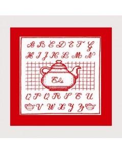Teapot sampler