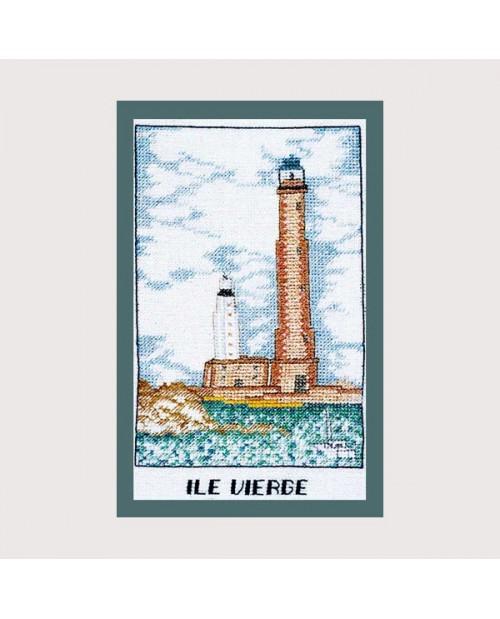 Virgin Island's lighthouse