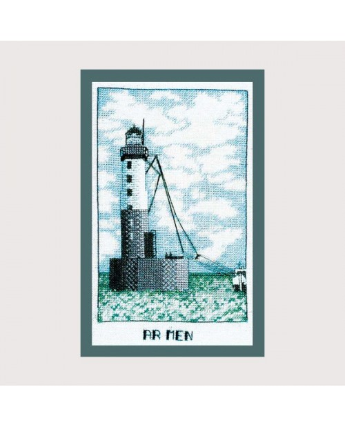 Ar Men's lighthouse