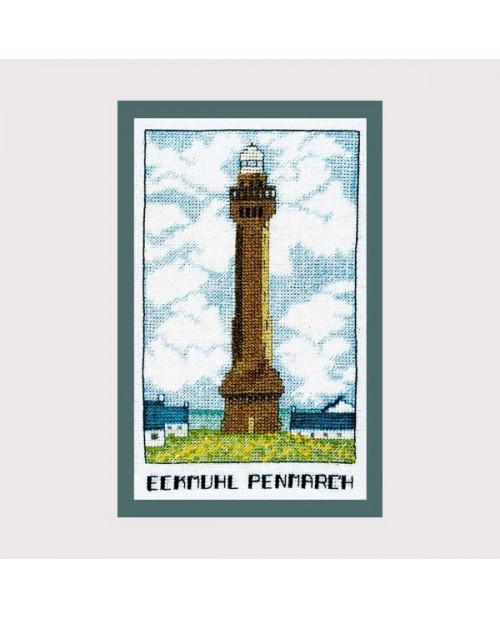 Eckmuhl Penmarc'h lighthouse