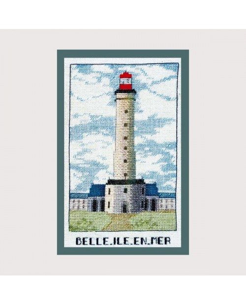 Belle Ile en Mer's lighthouse