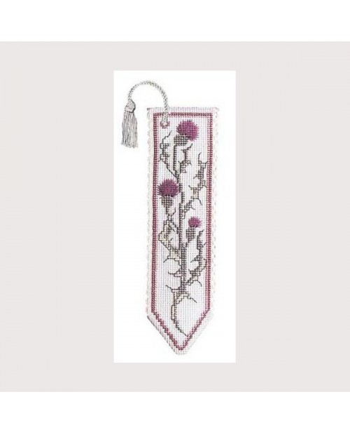 Bookmark kit ancient thistle