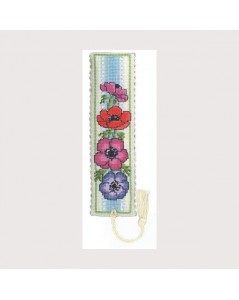 Bookmark kit anemones