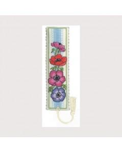 Bookmark kit anemones