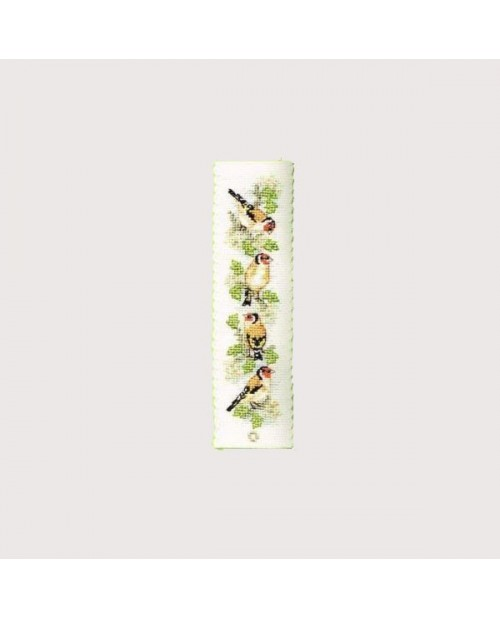 Bookmark Goldfinches