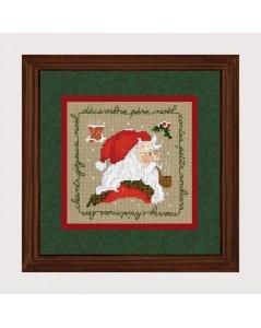 December Santa Claus