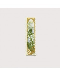 Bookmark Lily of the Valley