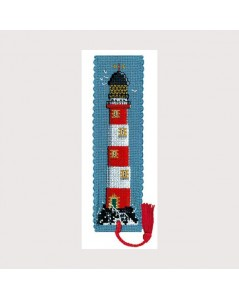 Bookmark kit lighthouse