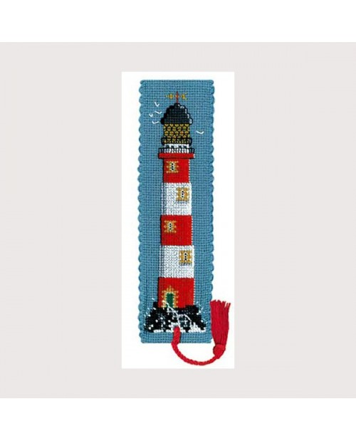 Bookmark kit lighthouse