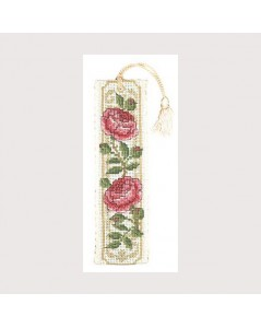 Bookmark kit roses