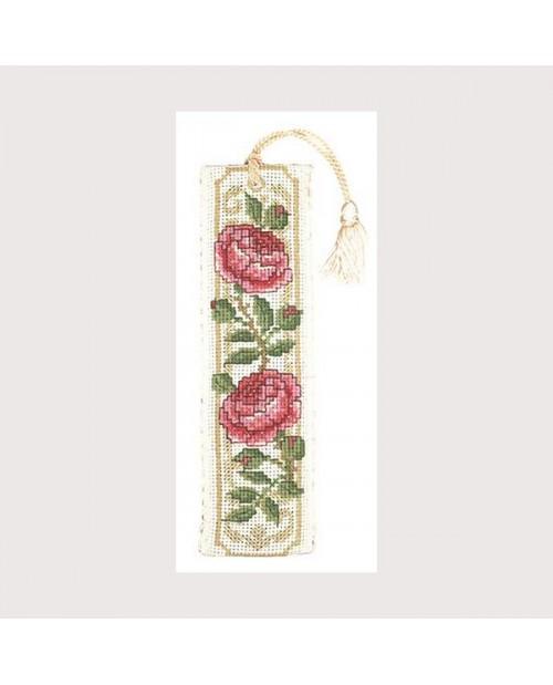 Bookmark kit roses