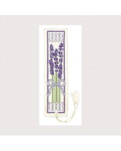 Bookmark kit lavender
