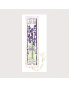 Bookmark kit lavender