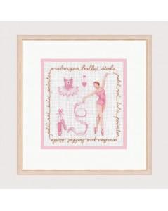 Dancer in pink