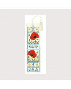 Bookmark kit poppy