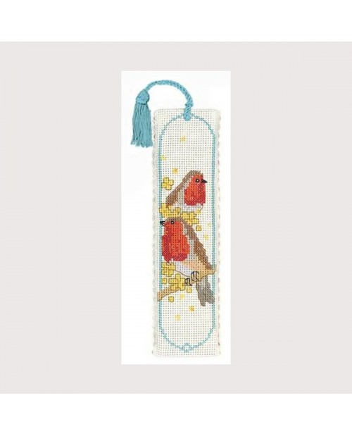 Bookmark kit robins