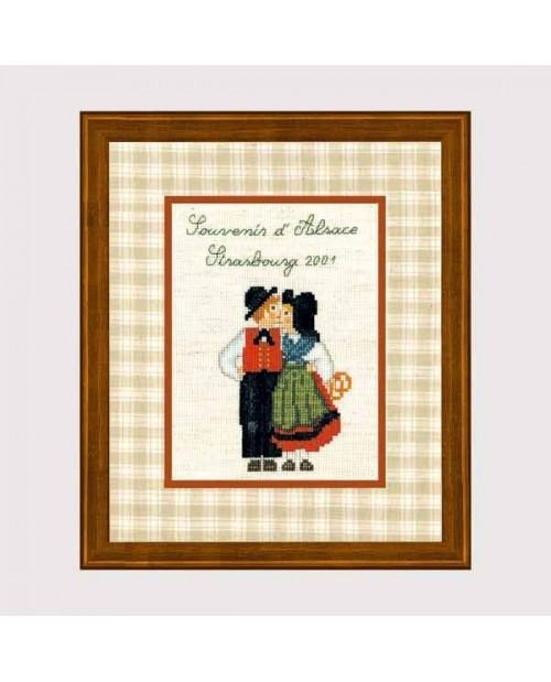 Alsace 's souvenir