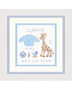 Gabriel Birth