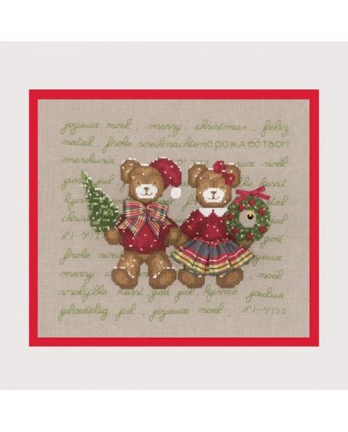Couple of Christmas Bears