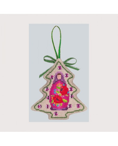 Russian Doll Tree