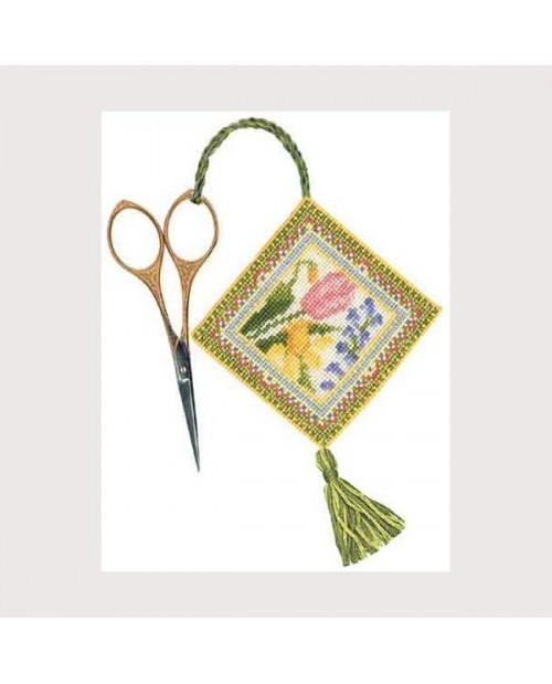 Scissor-Keep Spring