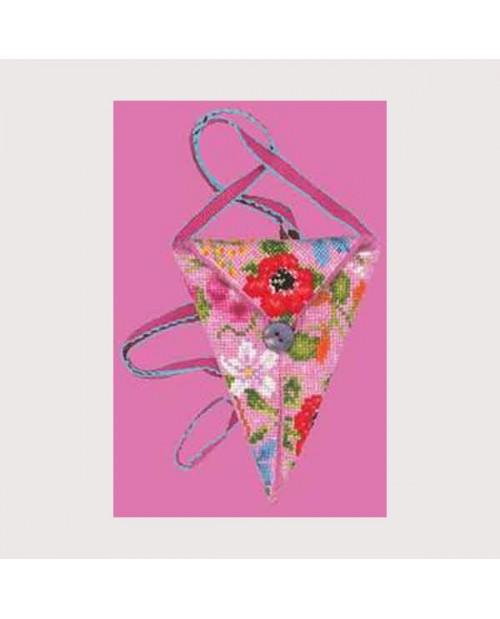 Pink Scissors Keep