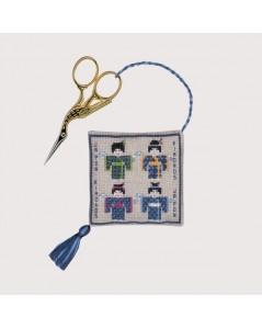 Scissor-case japanese