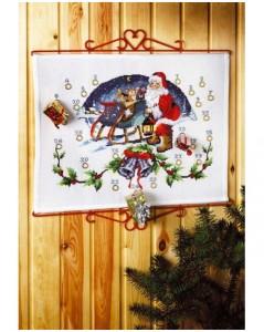 Santa Claus - Adventscalendar