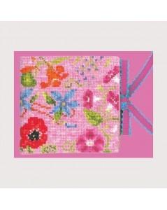 Pink Needle Case