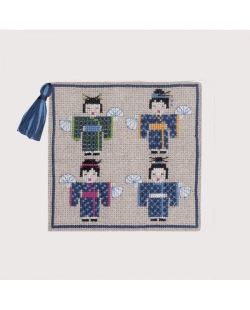 Pin-cushion Japanese