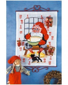 Santa Claus - Advent calendar