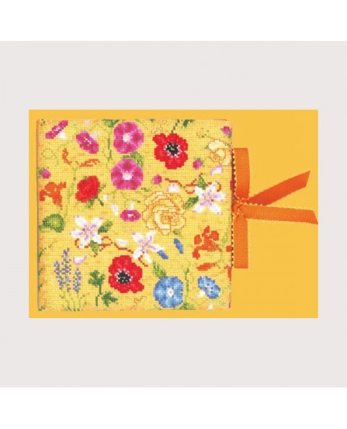 Yellow Sawing Pouch