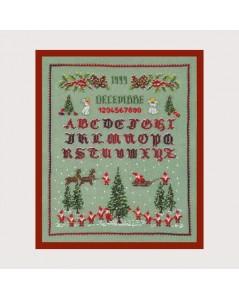 December miniature