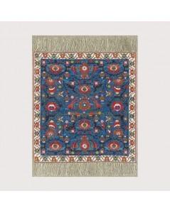 Chahar Mahal carpet