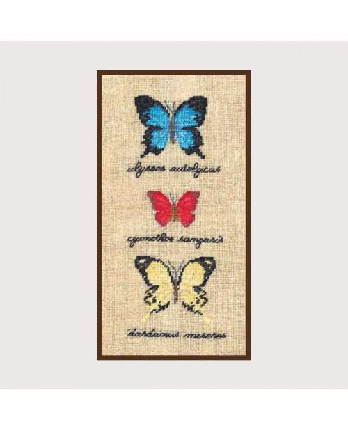 Butterflies miniature