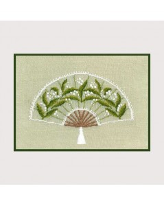 Fan May lily