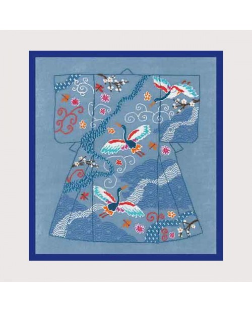Kimono Herons