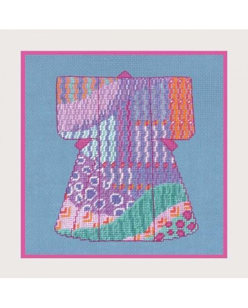 Kimono art déco