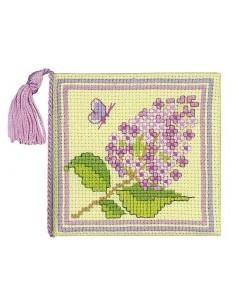 Needles case lilac