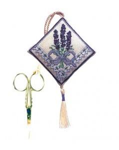 Scissors keep lavender